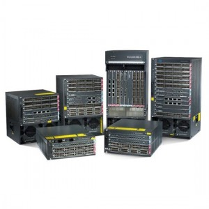 Routers, switches, firewalls & modems