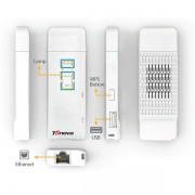 7inova 7R508 USB 150Mbps small mobile wifi router with WPS function 2