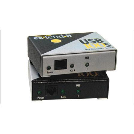 Gefen USB-100 USB 1.1 Extender Sender and Receiver