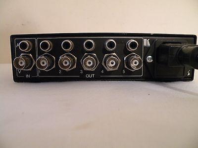Kramer VM-6N Video Audio Distributor VM6N 2