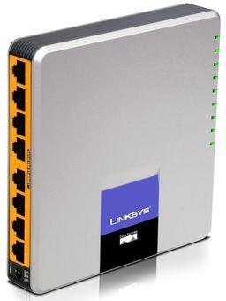 Linksys EG008W Gigabit 8-Port Workgroup Switch 2