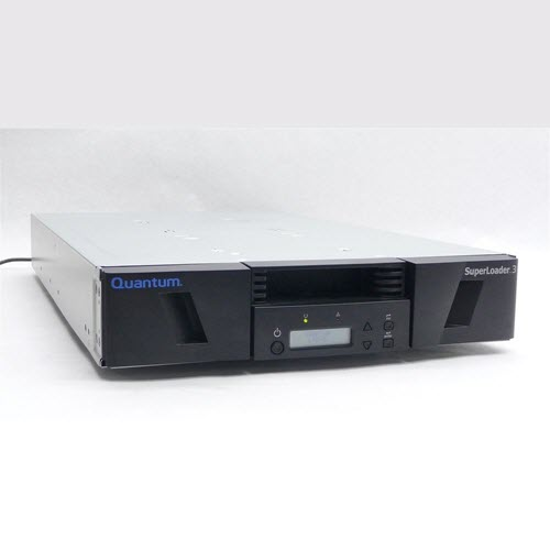 Quantum L700 Superloader 3 LTO-3 2U Tape Drive Library Storage Backup