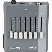 Showtec SDC-6 6-kanaals DMX-controller 3