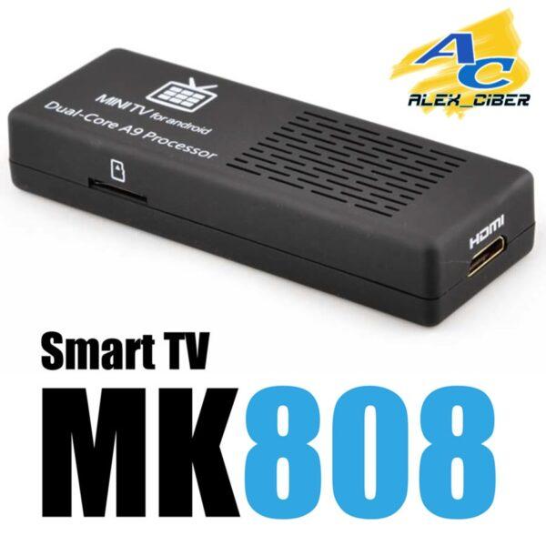 Smart TV Box Android Mini PC Stick Mini TV Dongle (MK808)