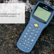 Unitech HT630 Compacte draagbare Data Terminal 2