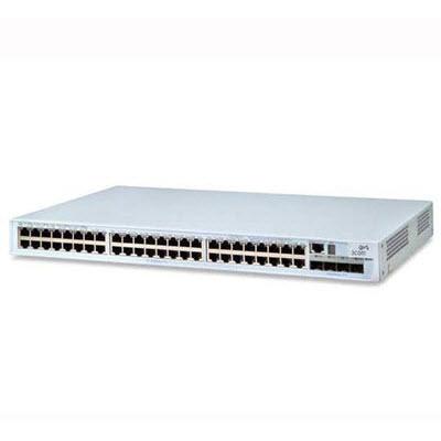 3COM SuperStack 3 4500 PWR 3CR17572-91 Gigabit POE Managed Switch