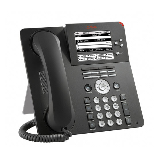 Avaya 9650 IP telefoon