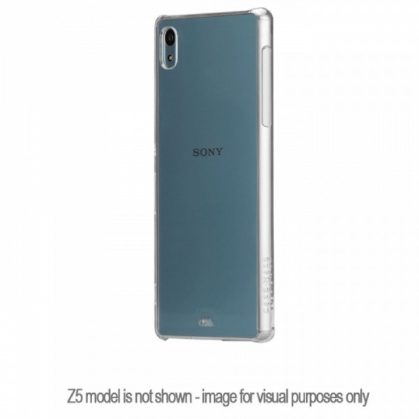Case-Mate Barely There Cover voor Sony Xperia Z5 Compact transparant 4