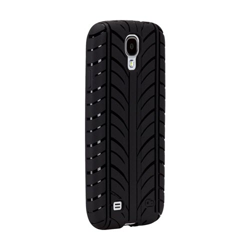 Case-Mate Tread for Samsung Galaxy S4 silicone, ABS plastic