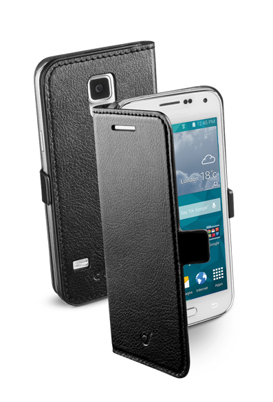 Cellular Line Samsung Galaxy S5 Mini Book Essential zwart 2