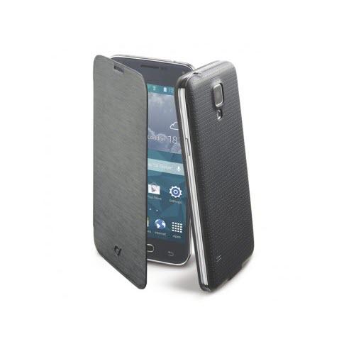 Cellular Line Samsung Galaxy S5 Mini flip book zwart