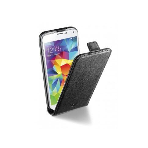 Cellular Line Samsung Galaxy S5 flap Essential zwart 2