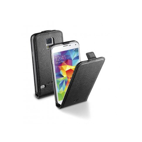 Cellular Line Samsung Galaxy S5 flap Essential zwart 3