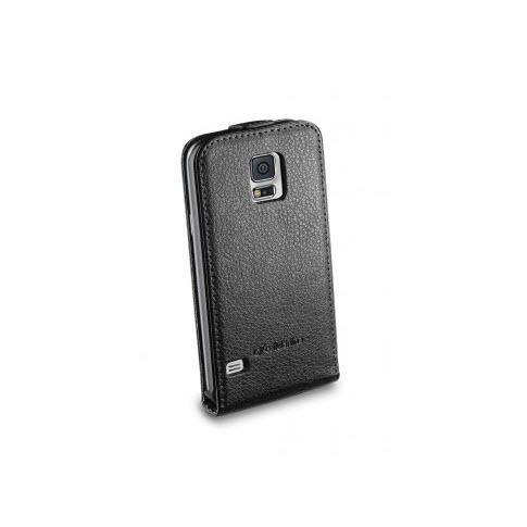 Cellular Line Samsung Galaxy S5 flap Essential zwart