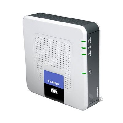 Cisco Linksys ADSL Modem Router AM200 Annex A