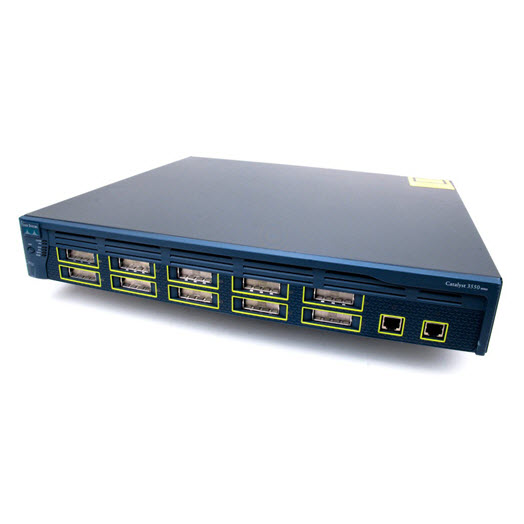 Cisco WS-C3550-12G Switch