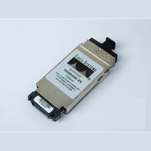 Cisco WS-G5486 1000BASE-LX GBIC Transceiver