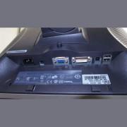 Dell 1704FPTT 17 inch DVI LCD Monitor met USB Hub 2