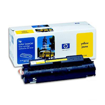 HP 640A (C4194A EP-83Y) toner geel (origineel HP)