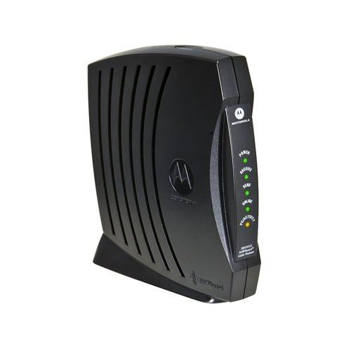 Ikari Motorola SB5101E cable modem