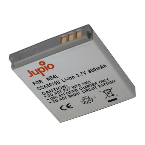 Jupio Canon NB-4L camera batterij ccA0004