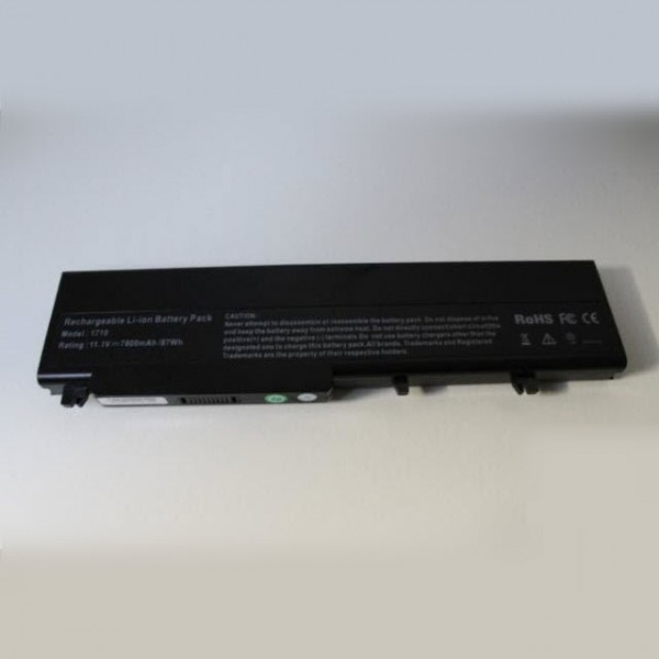 Laptop Accu voor Dell 1710 7800AH 11,1V replacement