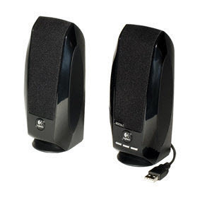 Logitech S150 OEM speakersystem Black 2.0 USB