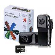 Mini DV world's smallest voice recorder (camcorder)