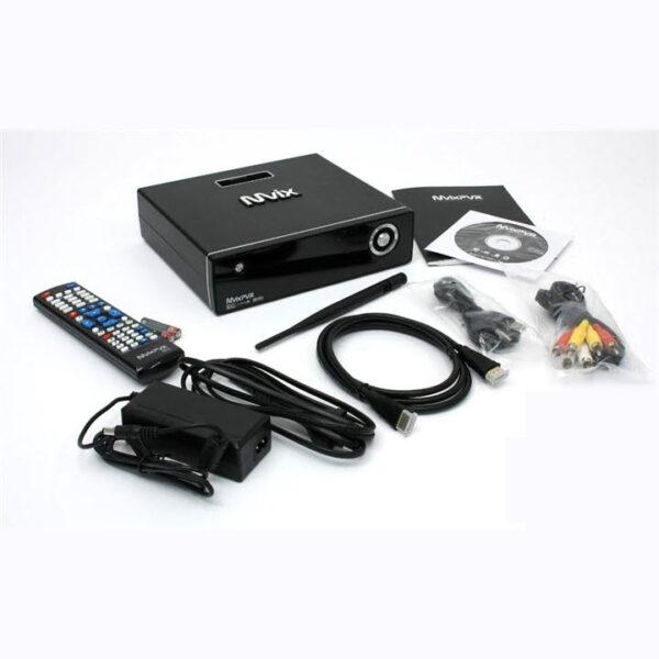 Mvix HD Wireless Multimedia Recorder 1TB (MXPVR-1000) 2