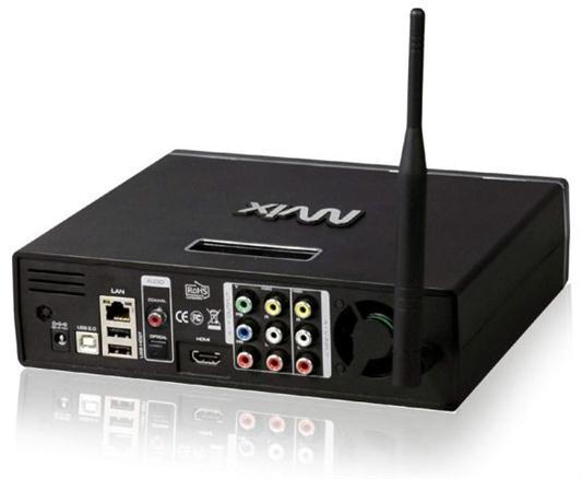 Mvix HD Wireless Multimedia Recorder 1TB (MXPVR-1000) 3