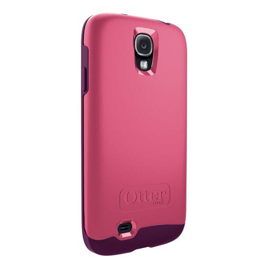 OtterBox Symmetry Case voor Samsung Galaxy S4 roze 2