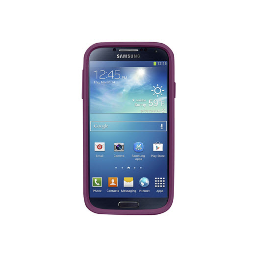 OtterBox Symmetry Case voor Samsung Galaxy S4 roze 5
