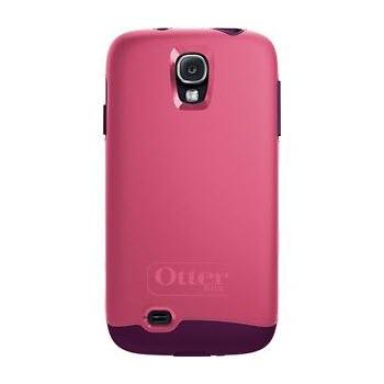 OtterBox Symmetry Case voor Samsung Galaxy S4 roze