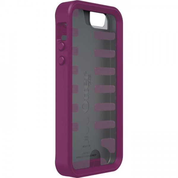 Otterbox Prefix Series case for the iPhone 5 paars 5