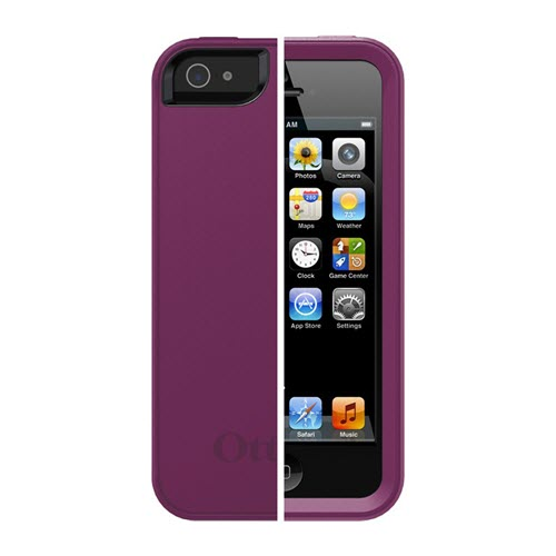Otterbox Prefix Series case for the iPhone 5 paars
