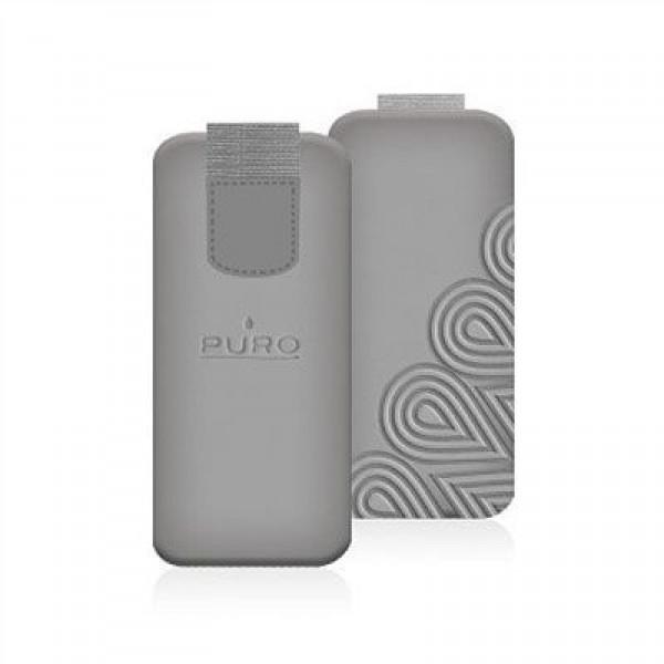 Puro Nabuk Case Grijs voor iPod Nano 5
