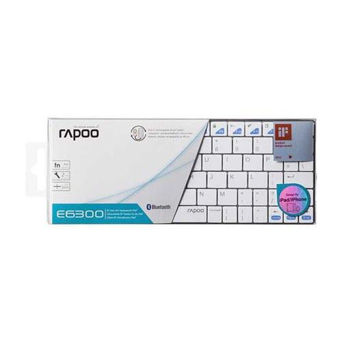 RAPOO BT ULTRA-SLIM KEYBOARD IPAD E6300