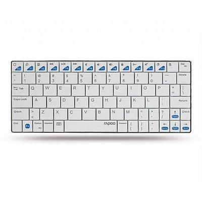 Rapoo BT Ultra-slim Keyboard iPad E6300 2
