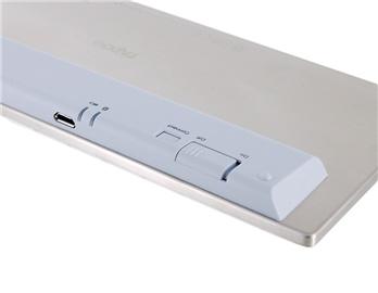 Rapoo BT Ultra-slim Keyboard iPad E6300 3