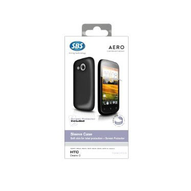 SBS Aero case for HTC Desire C black 2