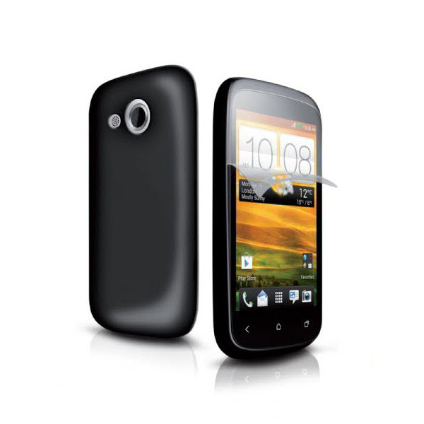 SBS Aero case for HTC Desire C black