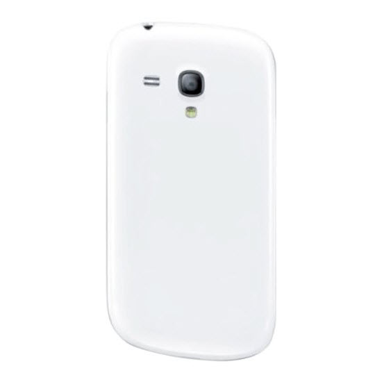 SBS Galaxy S III Mini I8190 soft touch case wit 2