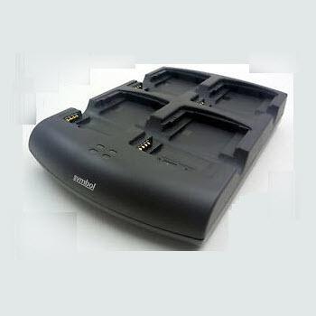 SYMBOL MOTOROLA SACX000-4000C 4 SLOT BATTERY CHARGER