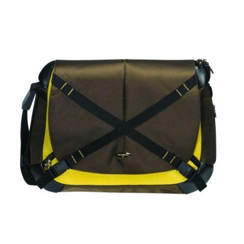 Samsonite Proteo Casual Messengers bag 15.4 inch Brown