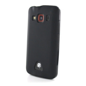 Samsung S5690 Galaxy Xcover silicon Frosted Black
