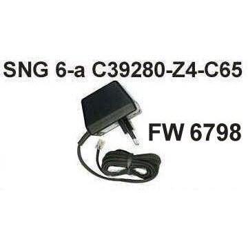 Siemens C39280-Z4-C65 FW 6798 voeding adapter
