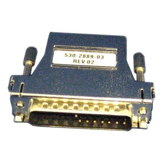 Sun 530-2889-03 Netra T Term DB25M to RJ45 Modular Adapter