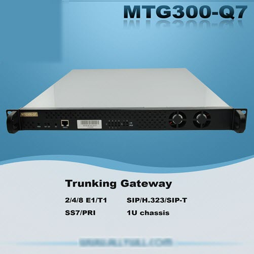 TDM Digital VoIP Gateway MTG300-Q7
