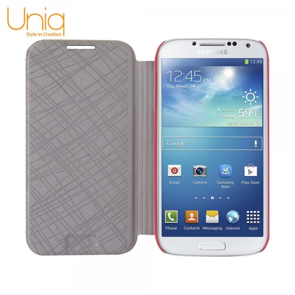Uniq Scribe case for Samsung Galaxy S4 Scribble in Red 4