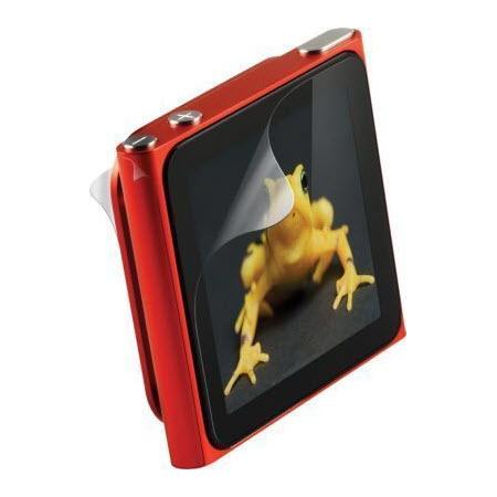 Wrapsol Ultra Drop with Scratch Protection for iPod Nano 3